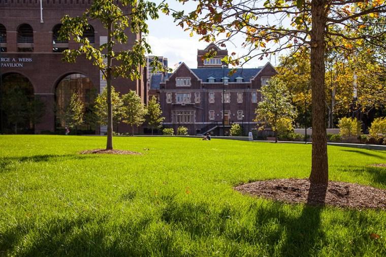 宾夕法尼亚大学步行街第15张图片