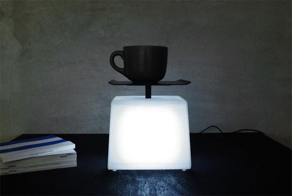 灯光有多重?称一下就知道第3张图片