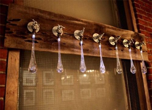 """流光溢彩,""""水滴""""灯具设计赏第2张图片"""