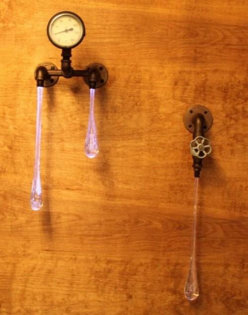 """流光溢彩,""""水滴""""灯具设计赏第6张图片"""