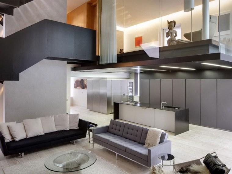 线条分明的现代住宅