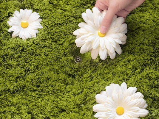 冬季地毯换新装,把室内变得清新有趣吧