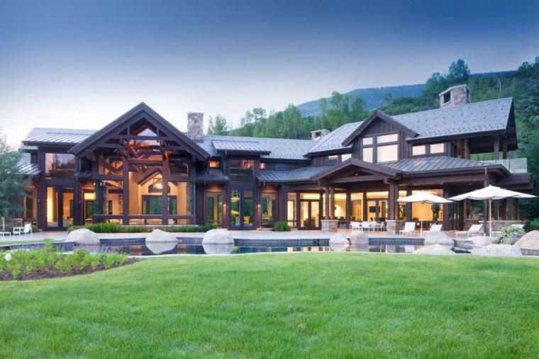 红山之上原始风格浓厚的住宅第21张图片