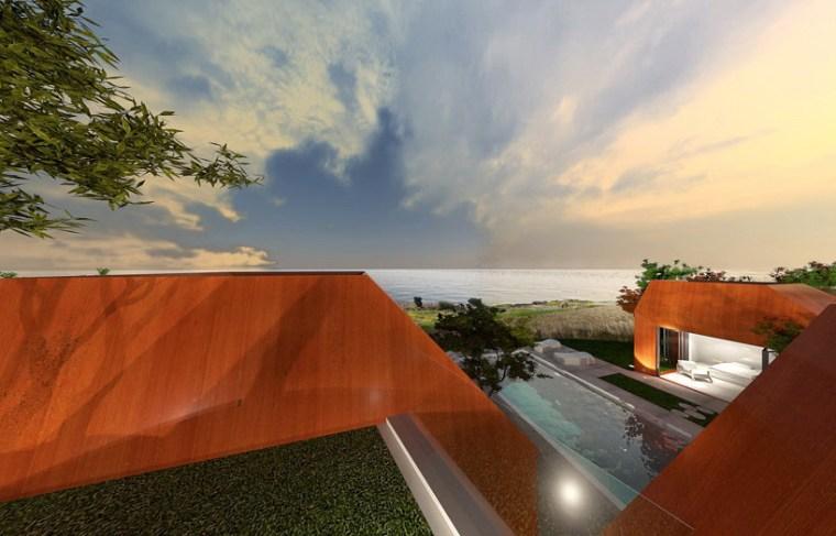 火山岩状的住宅第8张图片