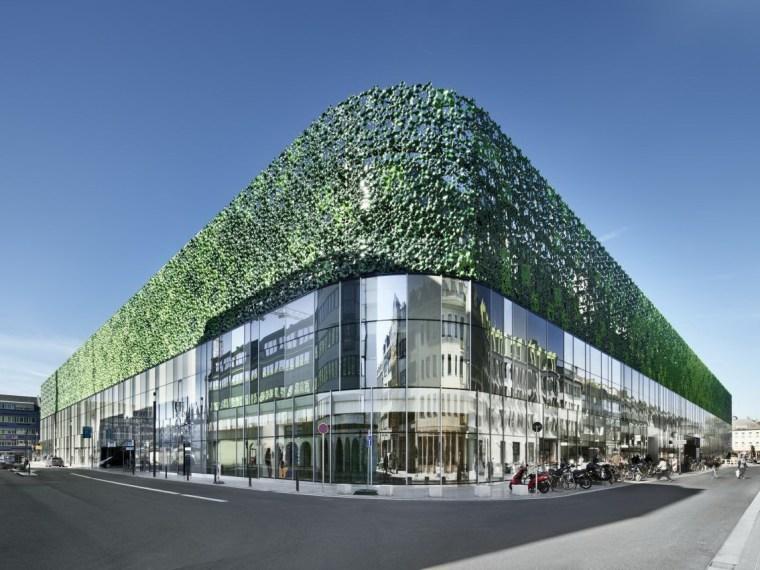 德国Zentralplatz广场重建项目第1张图片
