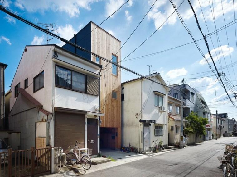 日本木结构住宅