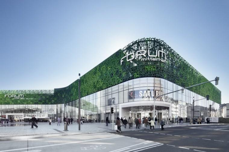德国Zentralplatz广场重建项目第3张图片