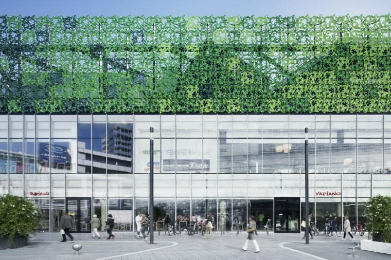 德国Zentralplatz广场重建项目第5张图片