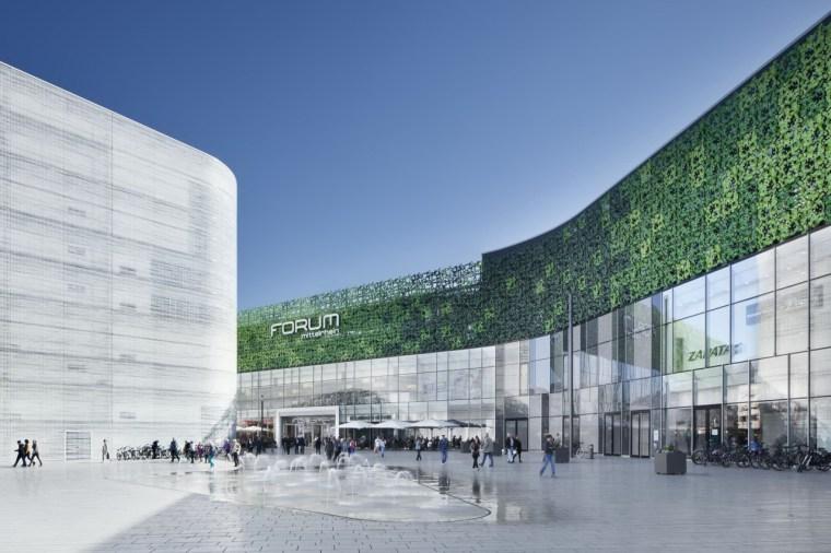 德国Zentralplatz广场重建项目第10张图片
