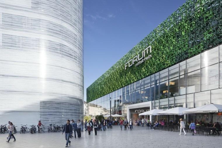 德国Zentralplatz广场重建项目第12张图片