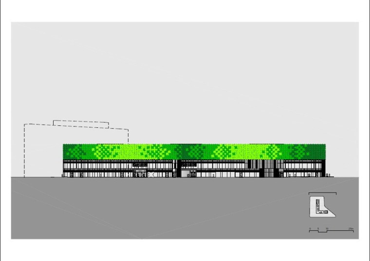 德国Zentralplatz广场重建项目第18张图片