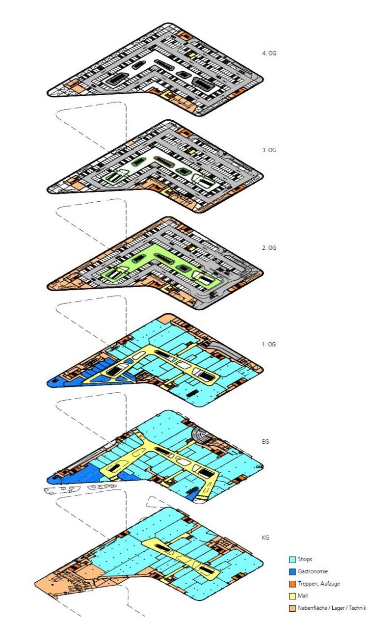德国Zentralplatz广场重建项目第19张图片