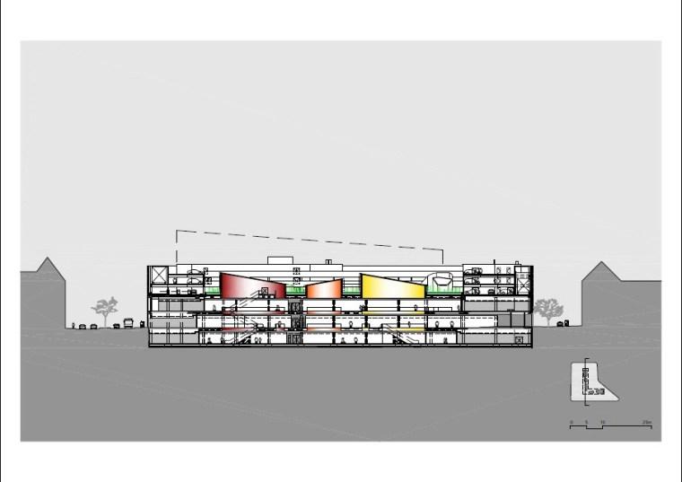 德国Zentralplatz广场重建项目第23张图片
