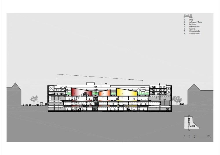 德国Zentralplatz广场重建项目第24张图片