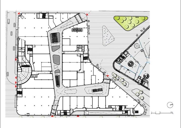 德国Zentralplatz广场重建项目第26张图片