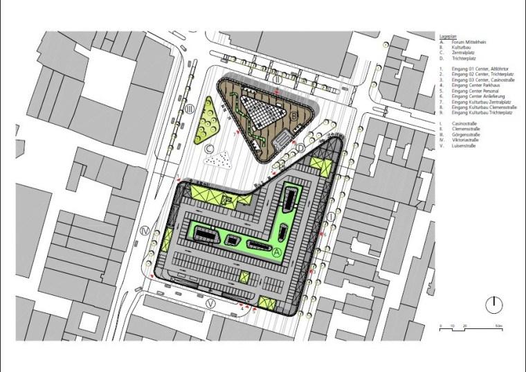 德国Zentralplatz广场重建项目第28张图片