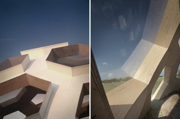 Roskilde半球建筑第8张图片