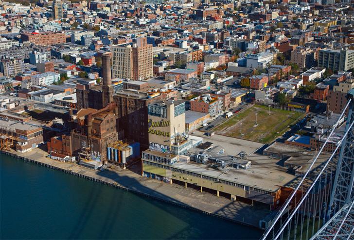 Domino糖厂改造成社区第8张图片