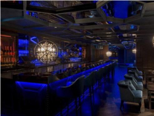 香港Boujis俱乐部娱乐照明设计欣赏第1张图片