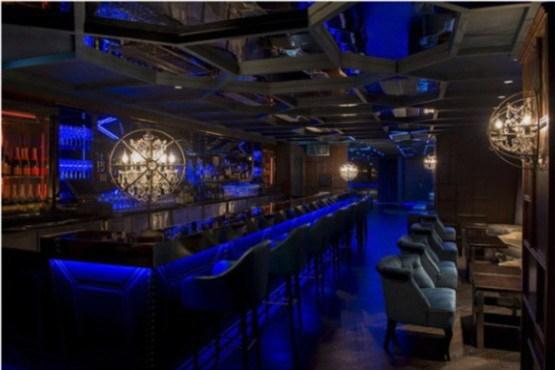 香港Boujis俱乐部娱乐照明设计欣赏第2张图片