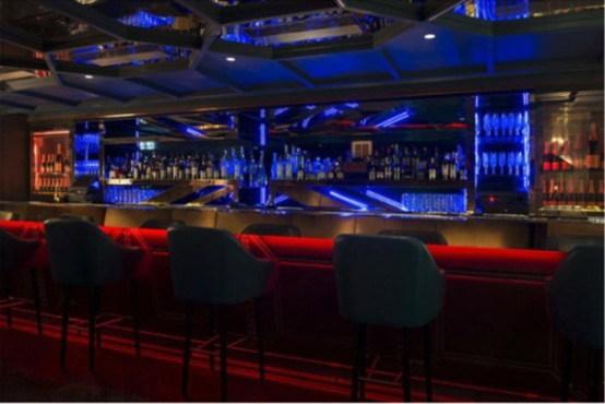 香港Boujis俱乐部娱乐照明设计欣赏第4张图片