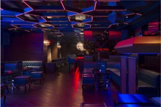 香港Boujis俱乐部娱乐照明设计欣赏第5张图片