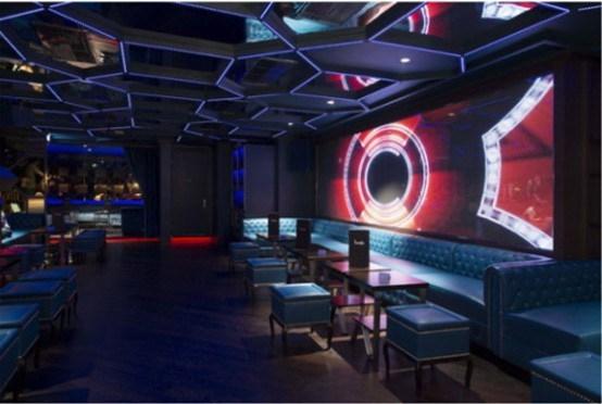 香港Boujis俱乐部娱乐照明设计欣赏第6张图片