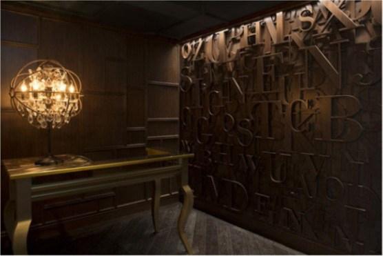 香港Boujis俱乐部娱乐照明设计欣赏第8张图片