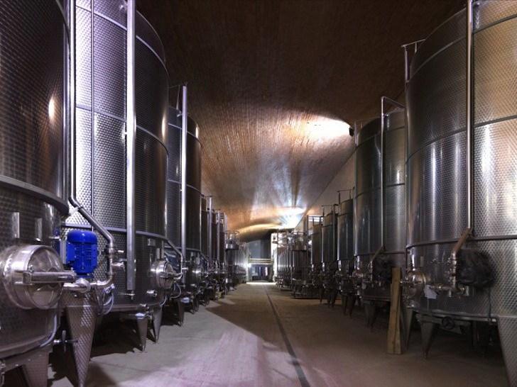 Antinori酒庄屋顶是一个葡萄园第11张图片