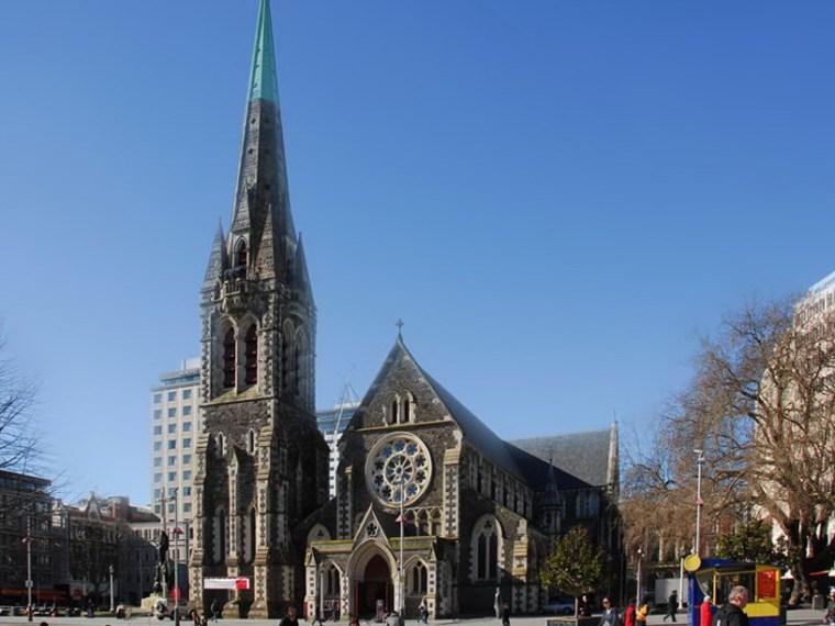 Christchurch教堂在争议中革新第1张图片