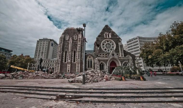 Christchurch教堂在争议中革新第3张图片
