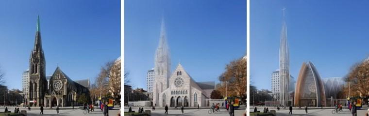 Christchurch教堂在争议中革新第4张图片