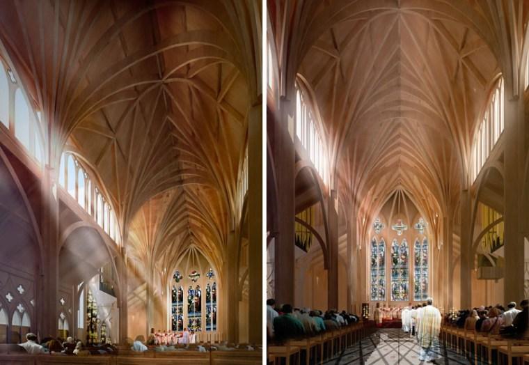 Christchurch教堂在争议中革新第9张图片