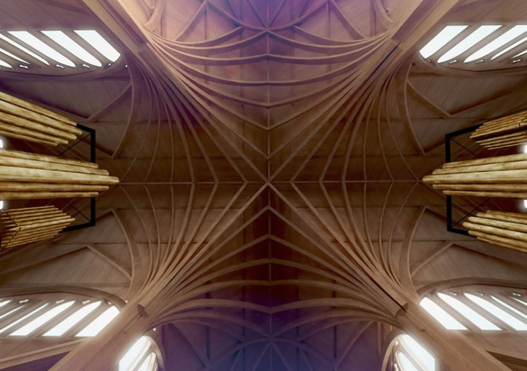 Christchurch教堂在争议中革新第10张图片