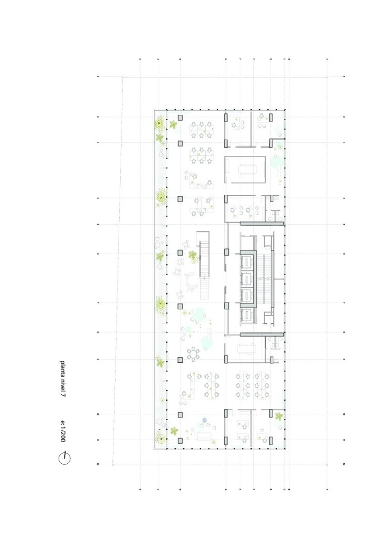 巴拿马银行大厦–由四小办公楼组成的大楼第11张图片