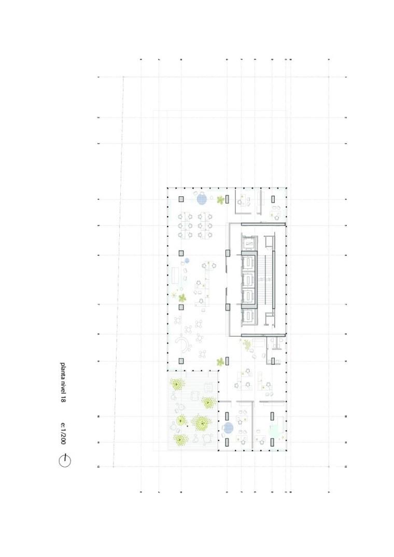 巴拿马银行大厦–由四小办公楼组成的大楼第14张图片