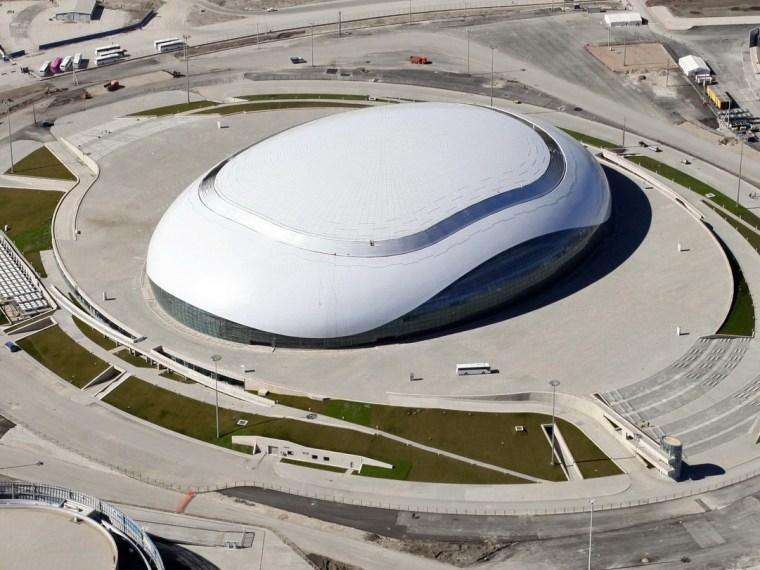 Bolshoy圆拱冰球场