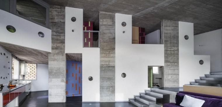 西班牙Bitxo住宅第9张图片
