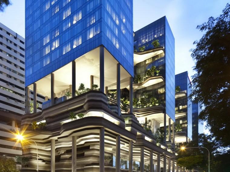 新加坡花园酒店