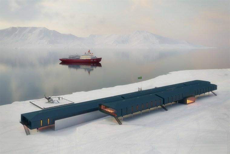 南极洲考察站