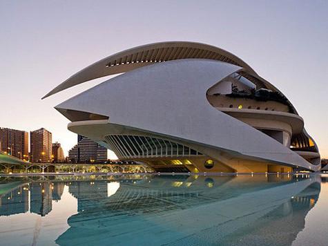西班牙艺术科学城