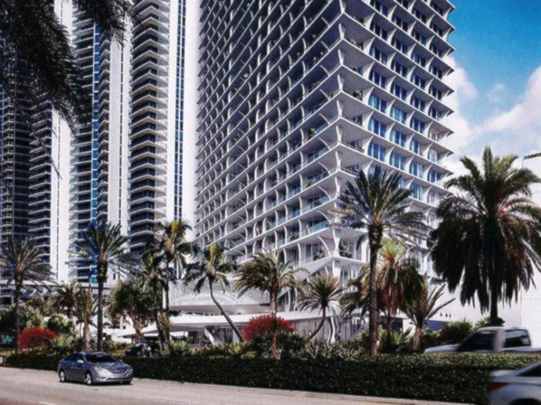 迈阿密海滩公寓