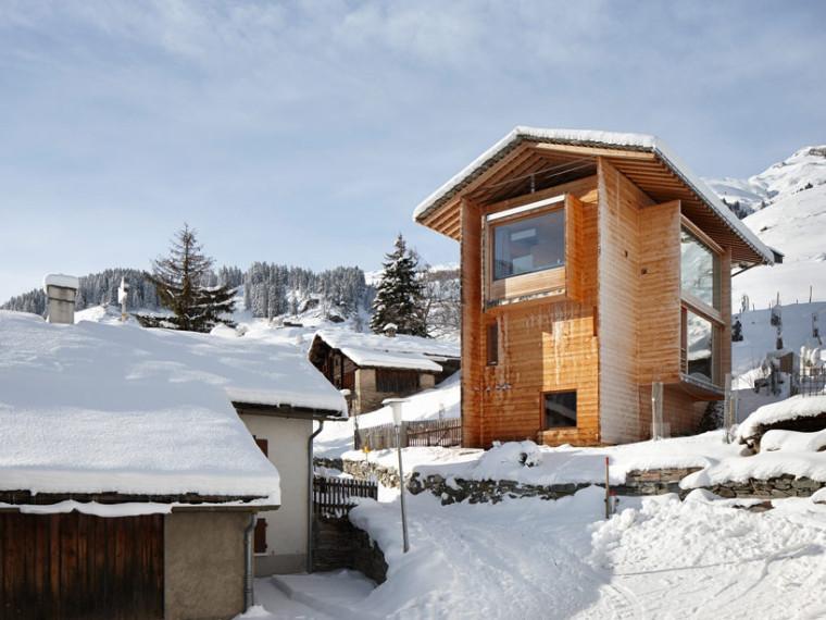 瑞士度假木屋