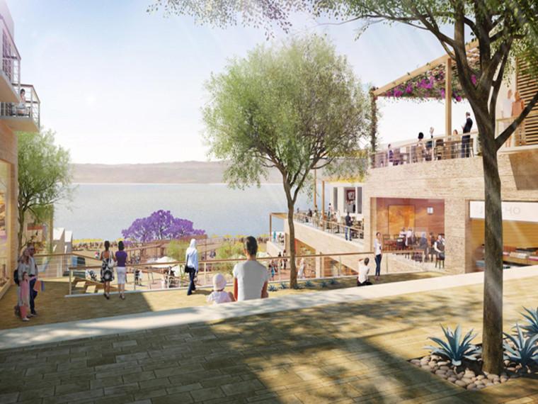约旦死海区域发展规划