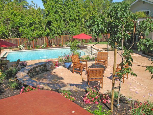 30个后院花园景观设计