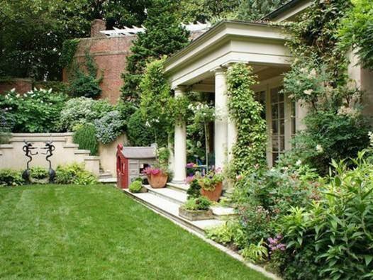 新古典主义庭院设计