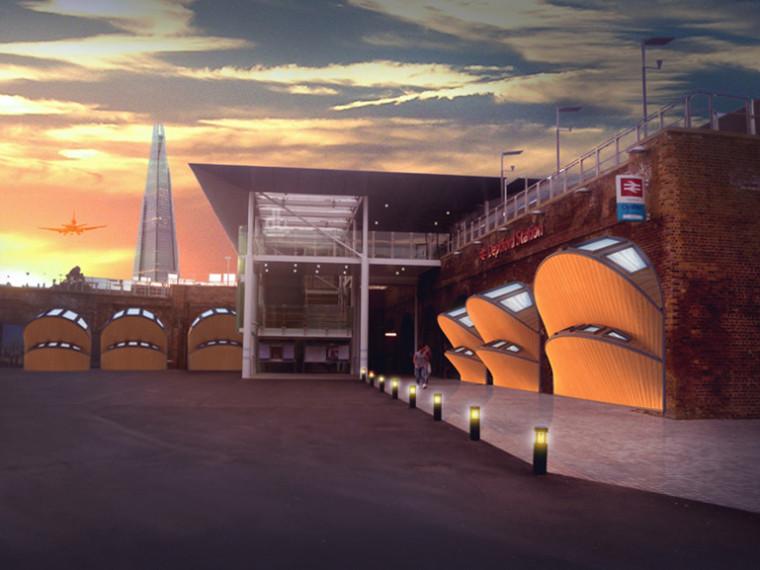 伦敦复式楼改造案