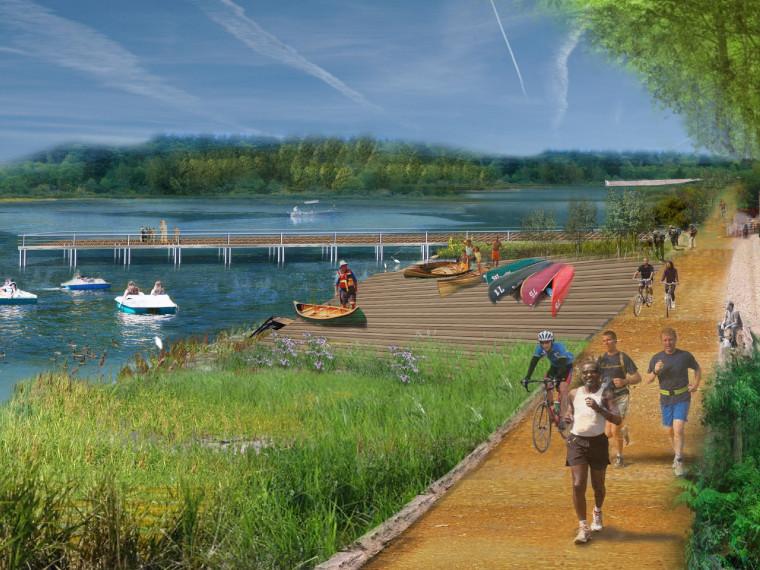 红山公园总体规划