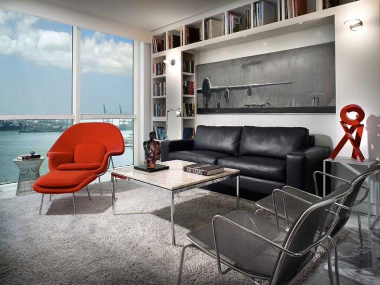 纽约混搭风格公寓