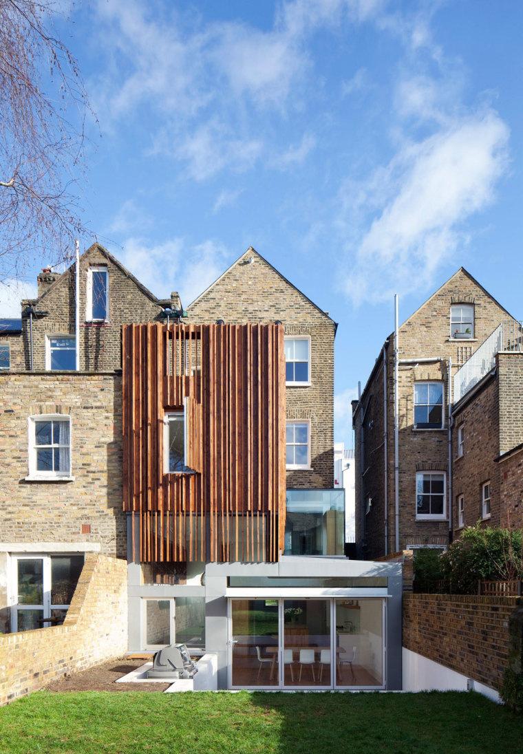 英国北欧风格住宅